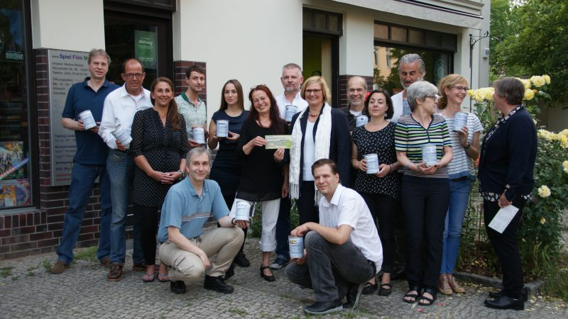 Treffen zur Spendenaktion 2016