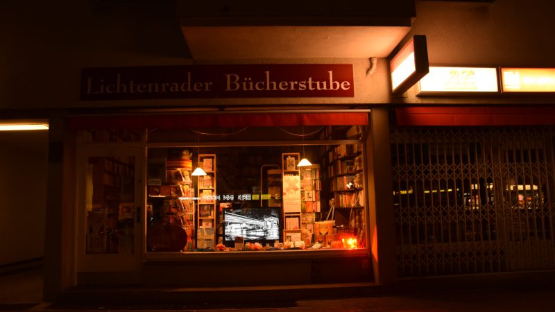 Lichtenrader Bücherstube (2016)