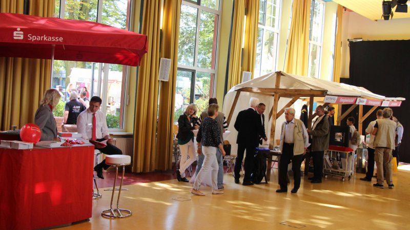 Lokale Messe des Grundeigentümervereins im September 2016 (Gebietsfondsprojekt 2016)