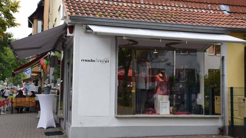 Erneuerung Markise Modetreff Heidemann (Gebietsfondsprojekt 2017)