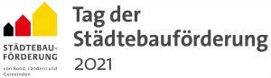 Logo: Tag der Städtebauförderung 2021