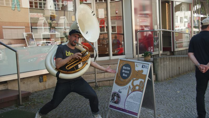 Eindrücke des Berlin Brass Festivals 2021 in Lichtenrade
